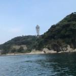 夏の江ノ島に行ってきた!江ノ島頂上から岩屋の道のりと所要時間