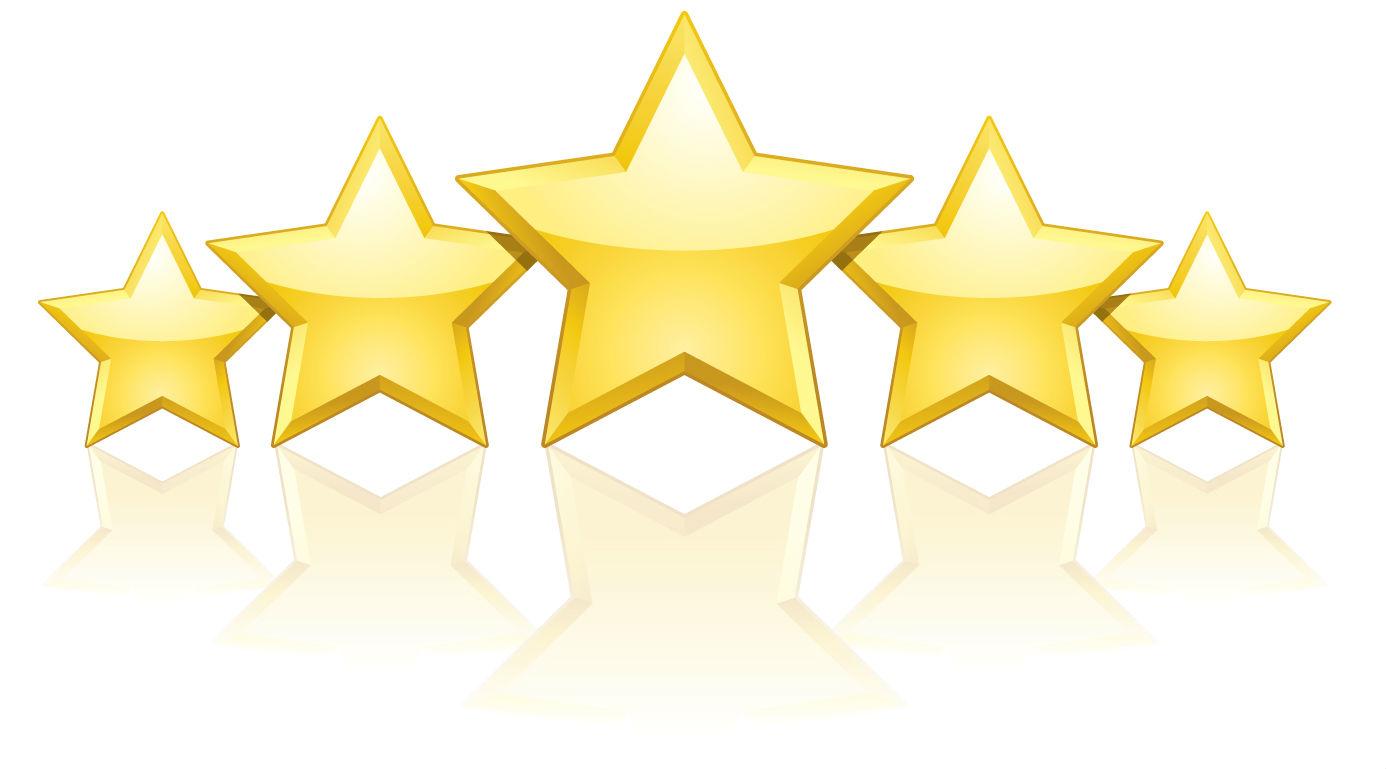 Резултат с изображение за five out of five stars