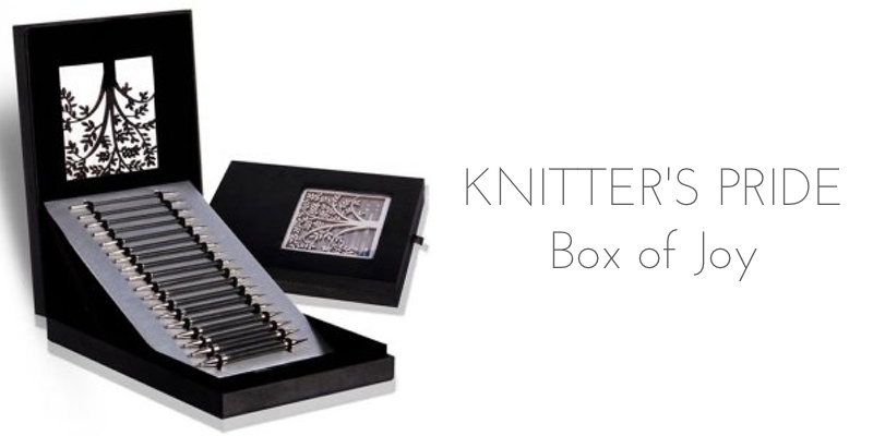 knitter's pride box of joy needle set