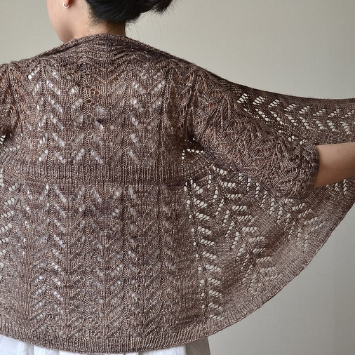 hitofude sweater pattern