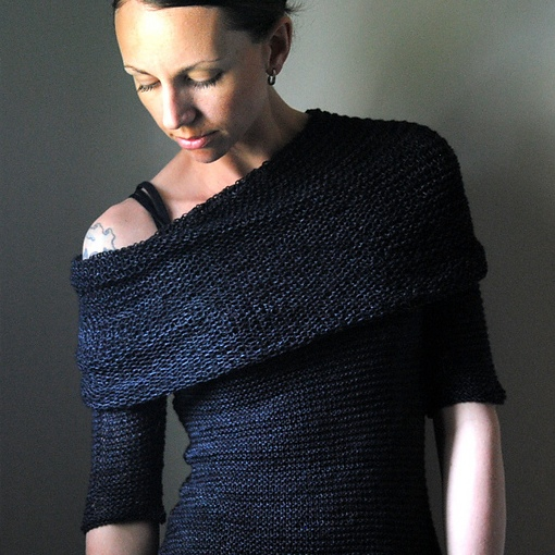 obsidian sweater pattern