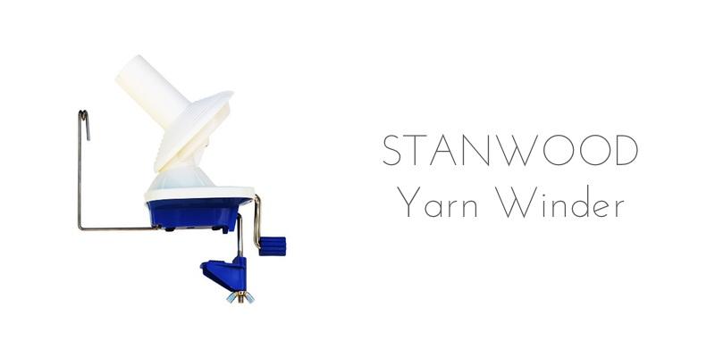 stanwood yarn winder