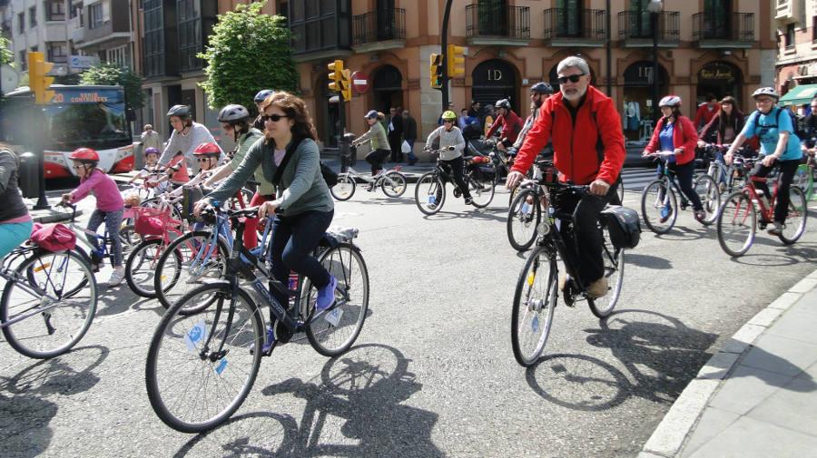 Pedaleando por el reto30deb Ciclogreen  - 30 Días en Bici