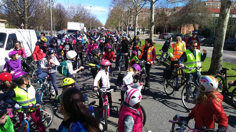 Foto de 2a Bicicletada Medioambiental - 30 Días en Bici - gijon