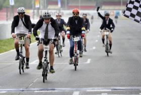 Movilidad al trabajo - 30 Días en Bici