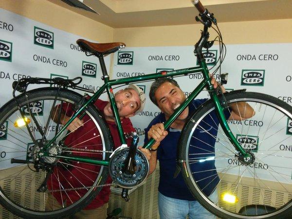 Foto de Jaime Novo y Granados - 30 Días en Bici