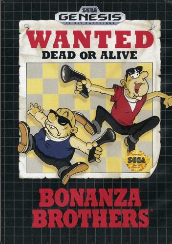A trip down memory lane: Bonanza Bros