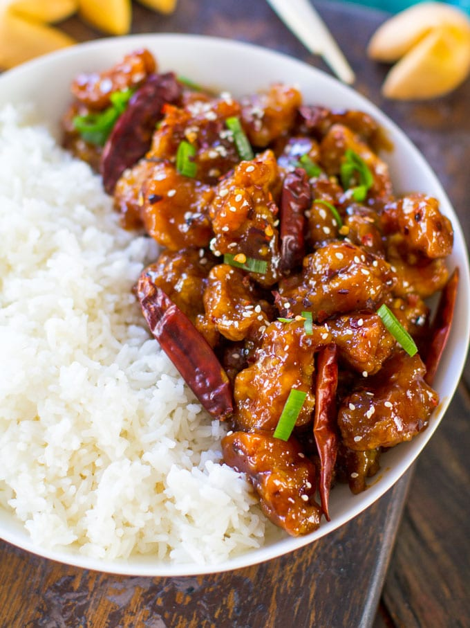 Sweet and Spicy Chicken Recipe: Easy & Quick VIDEO - 30 ...