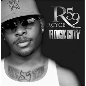 Royce da 59 - Rock City