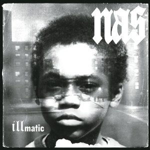 Nas - Illmatic 10th Anniversary Platinum Edition