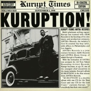 Kurupt - Kuruption