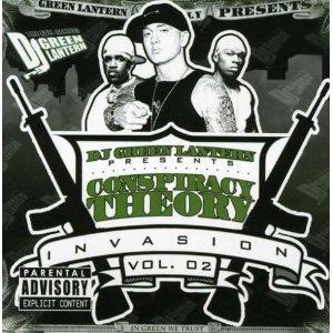 DJ Green Lantern - Invasion Part 2: Conspiracy Theory