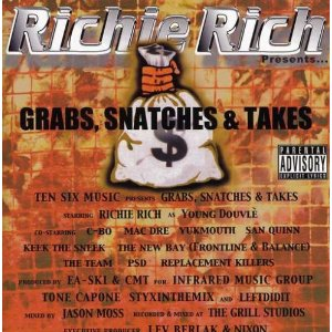 Richie Rich - Grabs, Snatches, & Takes