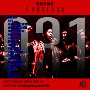 Shyne - Gangland Mixtape