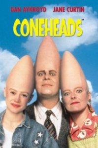 Coneheads (1993, Steve Barron)