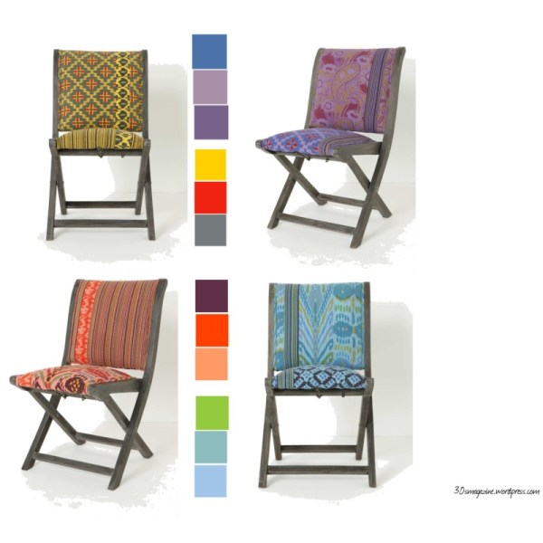 Enjoyable 30S Magazine Kantha Gmtry Best Dining Table And Chair Ideas Images Gmtryco