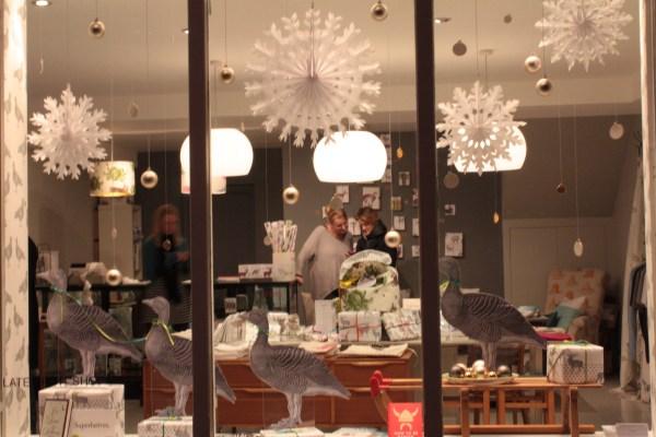 shop in Bloomsbury