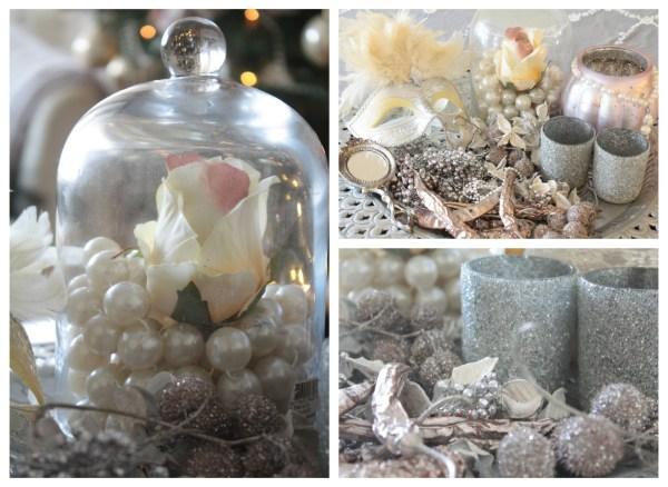 venetian and pearls christmas
