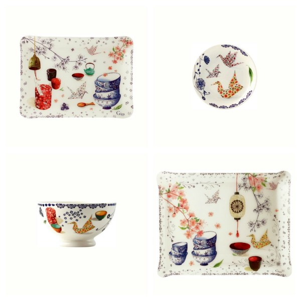 Gien teatime collection