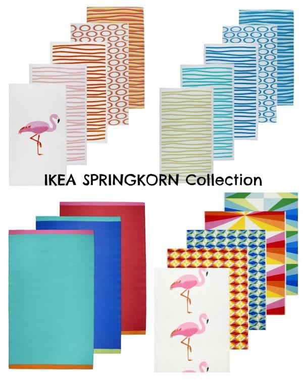 Ikea Springkorn collection