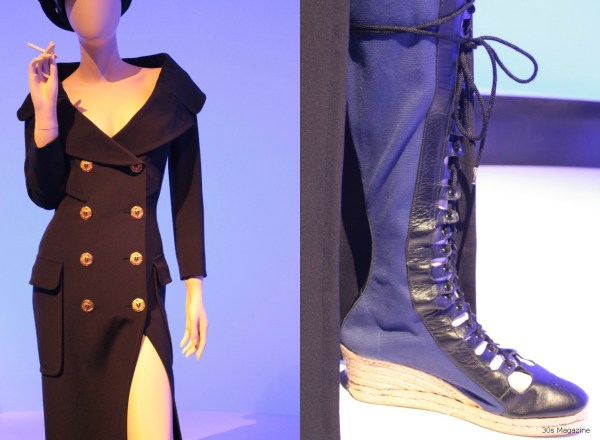 JP Gaultier captain dress