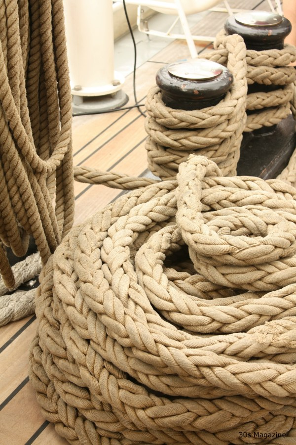 Stad Amsterdam rope