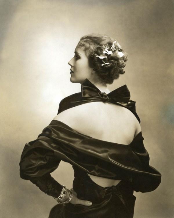 Actress Mary Heberden, 1935 © Edward Steichen / Courtesy Condé Nast Publications