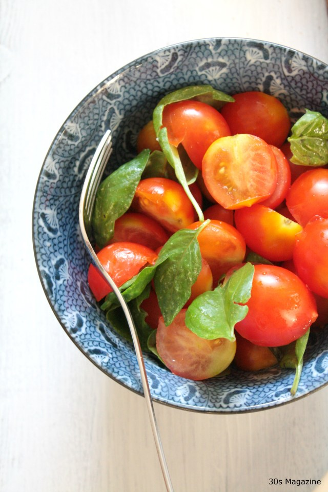 Summer Salad: the classic Insalate Caprese