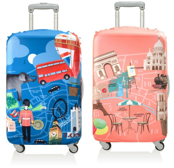 loqi luggage covers