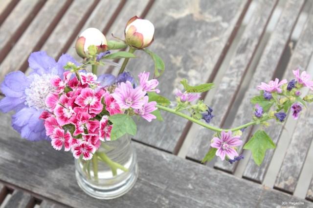 Flower picking in Hillegom