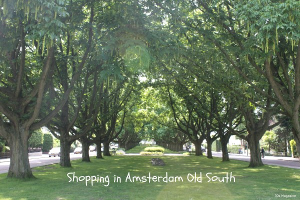 shopping Amsterdam Oud Zuid