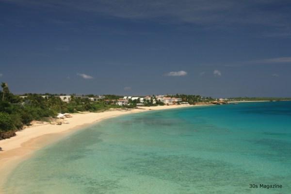 30s Magazine Anguilla meads bay