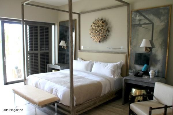 30s Magazine bedroom Viceroy Anguilla