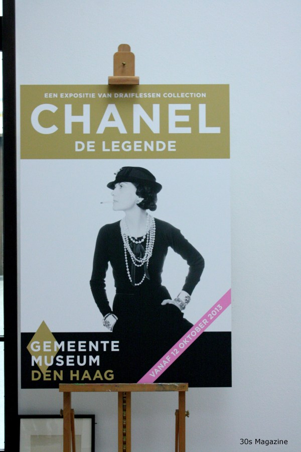 30s Magazine - Chanel exhibition