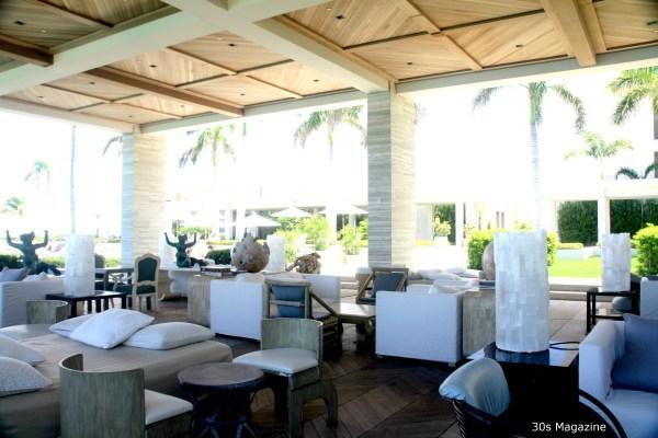 30s Magazine Viceroy Anguilla sunset lounge