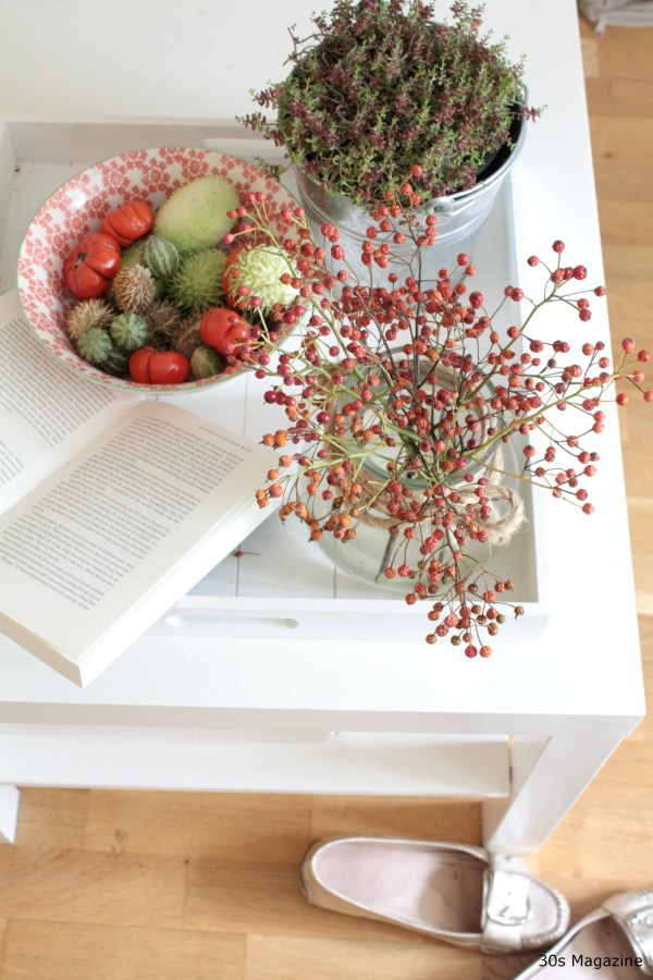 autumn coffee table