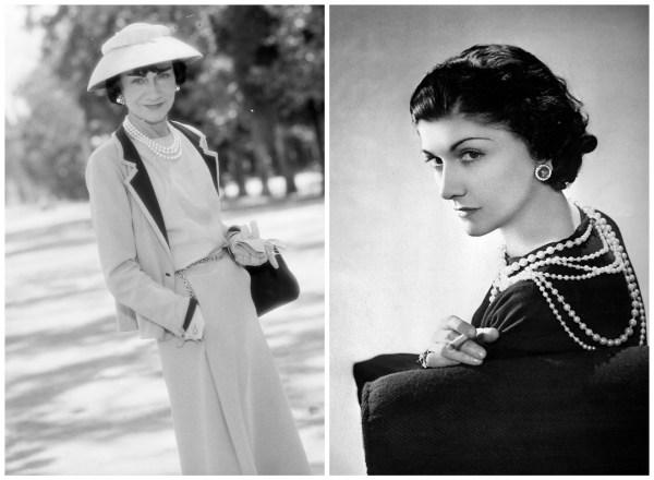 Chanel portraits