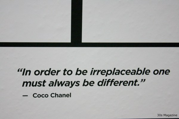 Chanel quote