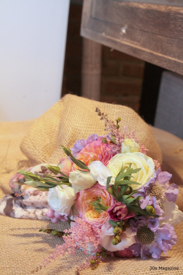 Engaged - bloom your life bouquet