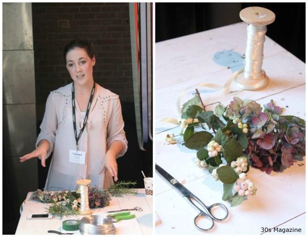 Holly Marder workshop