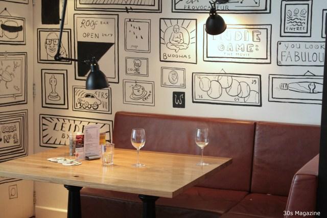 City guide Leiden: Grand Cafe van Buuren