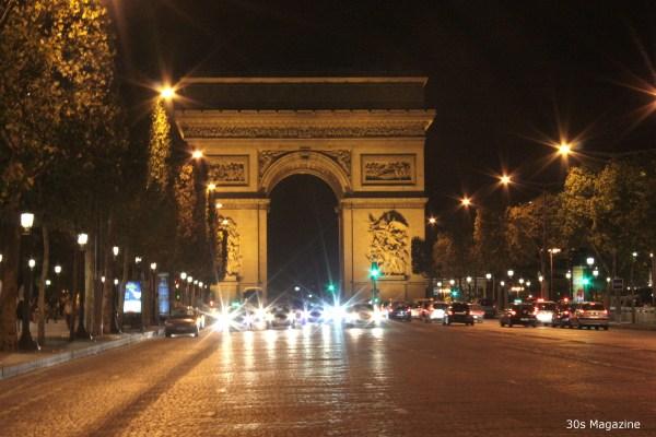 Paris by night 7