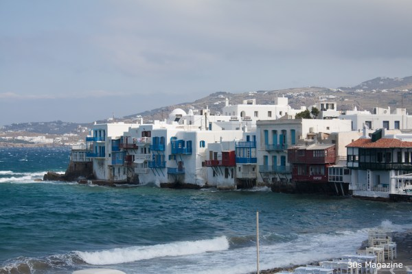 mykonos - little venice