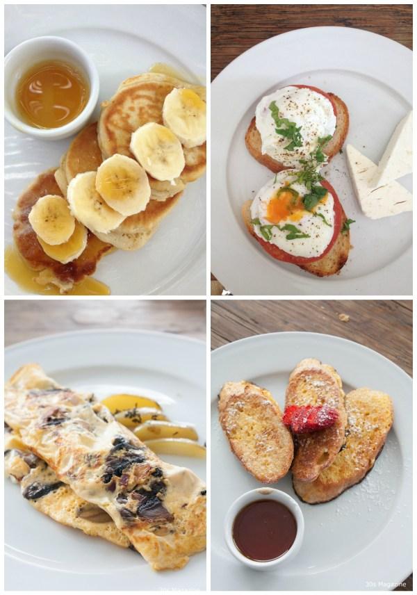 Breakfast picks at San Giorgio Hotel Mykonos