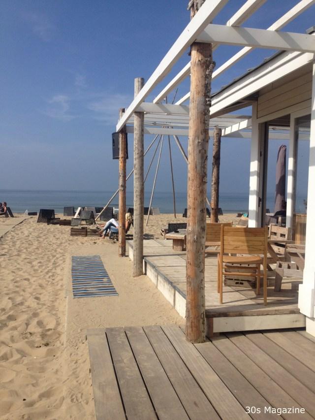 Noordwijk Beach Hot spot: Beachclub Branding