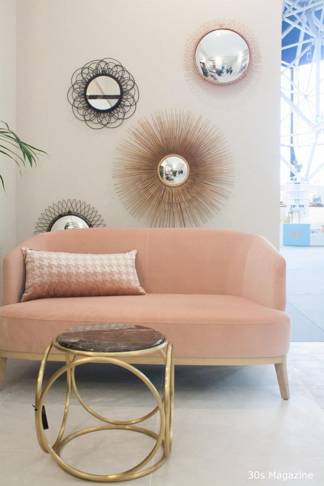 Inspirational Home: Modest luxury and soft tones