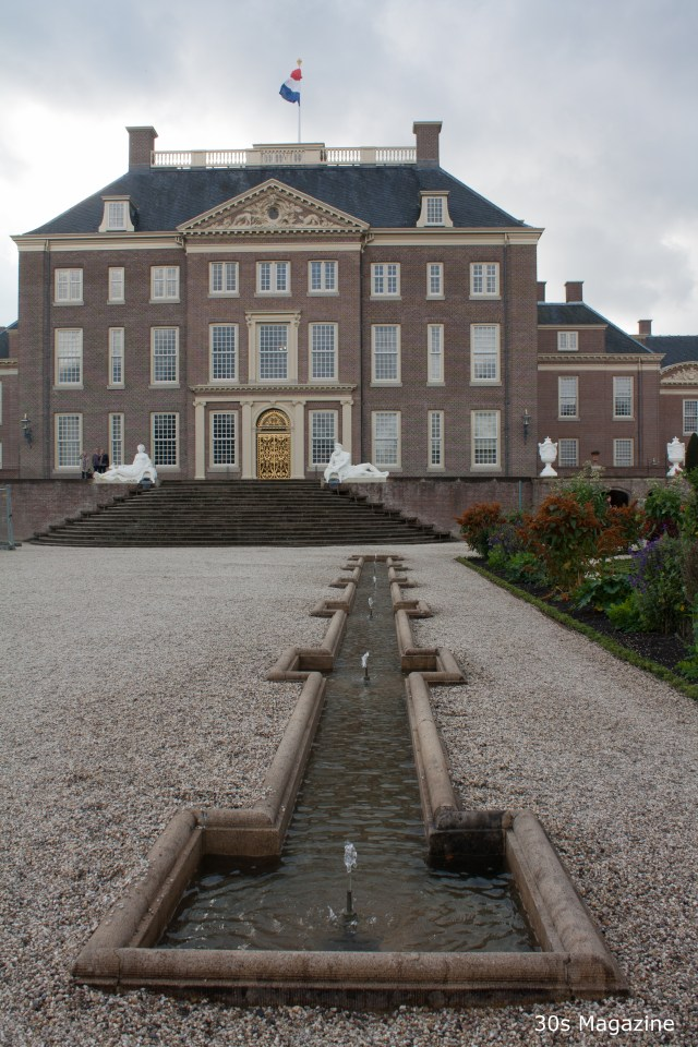 A day at Royal Palace Het Loo – part 1
