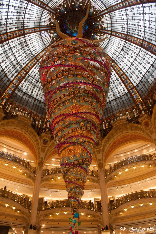 Christmas shopping in Paris – 7 things not to miss