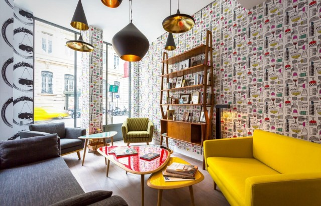 Hotel to Heart: The Crayon Rouge Hotel in Paris