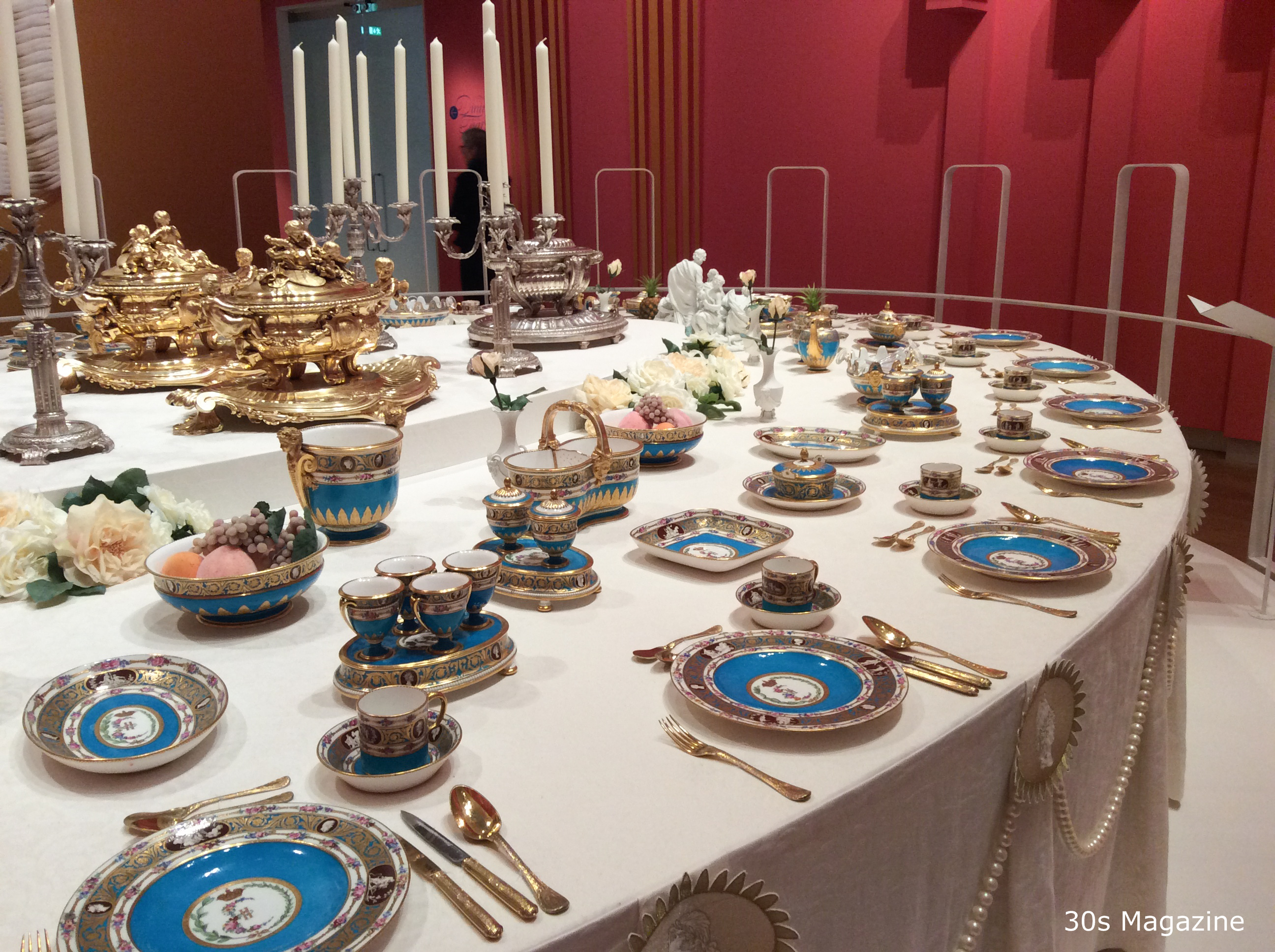 30s Magazine Weekend Tip Dining With The Tsars Exhibition